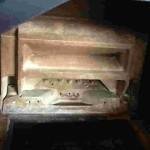 施工事例 薪ストーブメンテンス 暖炉掃除燃焼部屋
